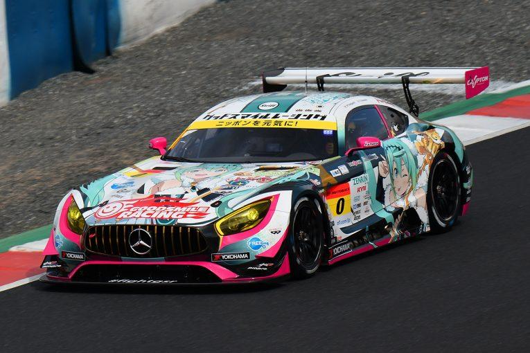 スーパーGT | 2018スーパーGT第1戦岡山 参加全車両ギャラリー【GT300】