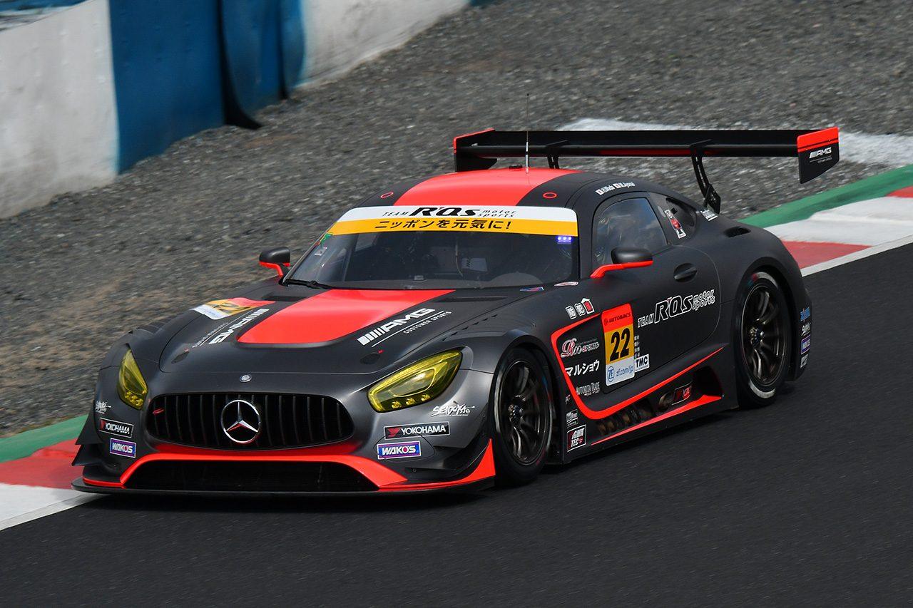 2018スーパーGT第1戦岡山 参加全車両ギャラリー【GT300】