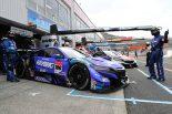 RAYBRIG NSX-GT スーパーGT第1戦岡山 予選レポート