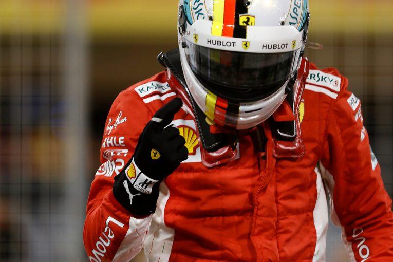 F1 | F1バーレーンGP予選:フェラーリがフロントロウ独占、ガスリーは6番手の好位置