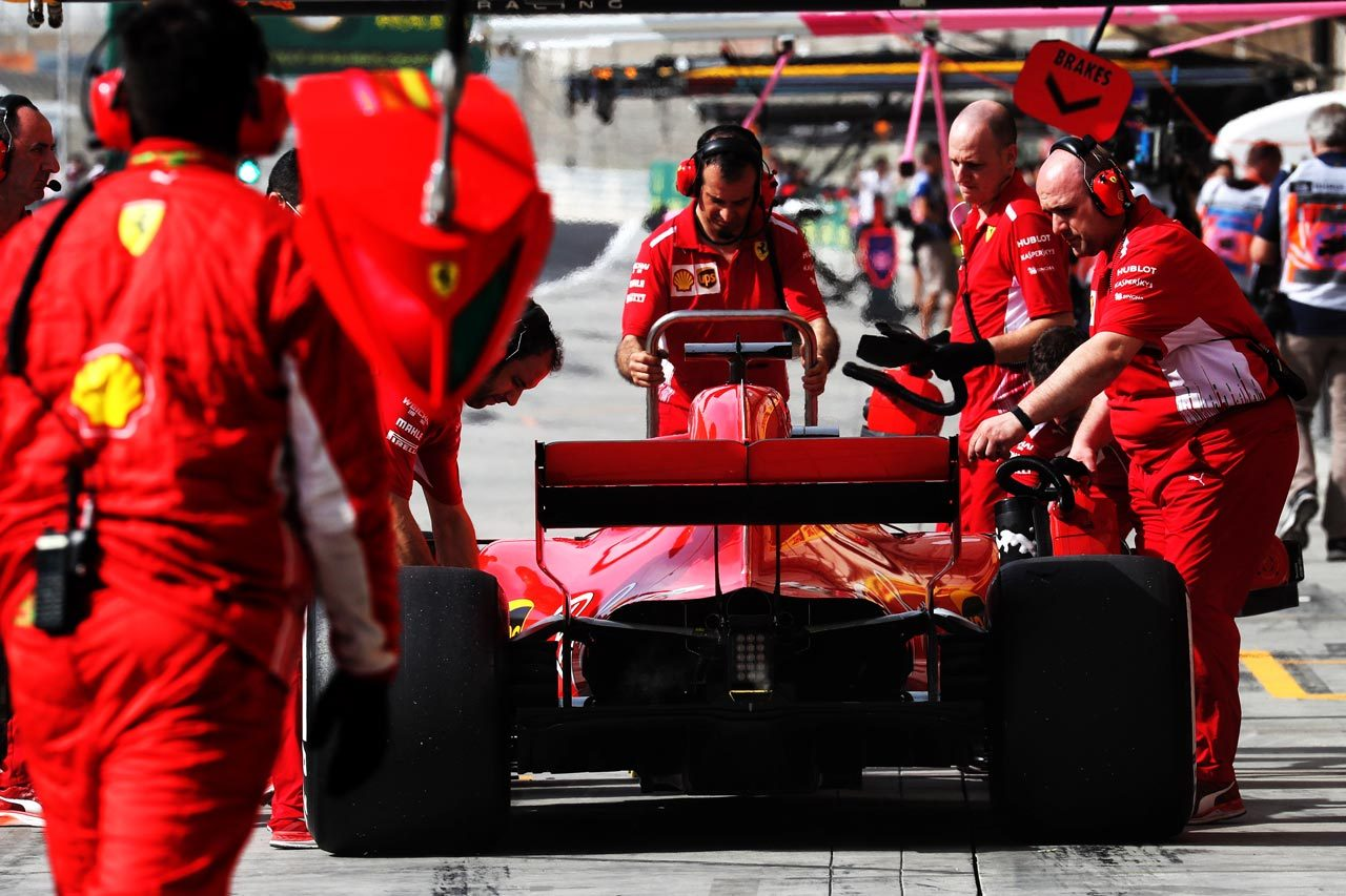 2018年F1第2戦バーレーンGP