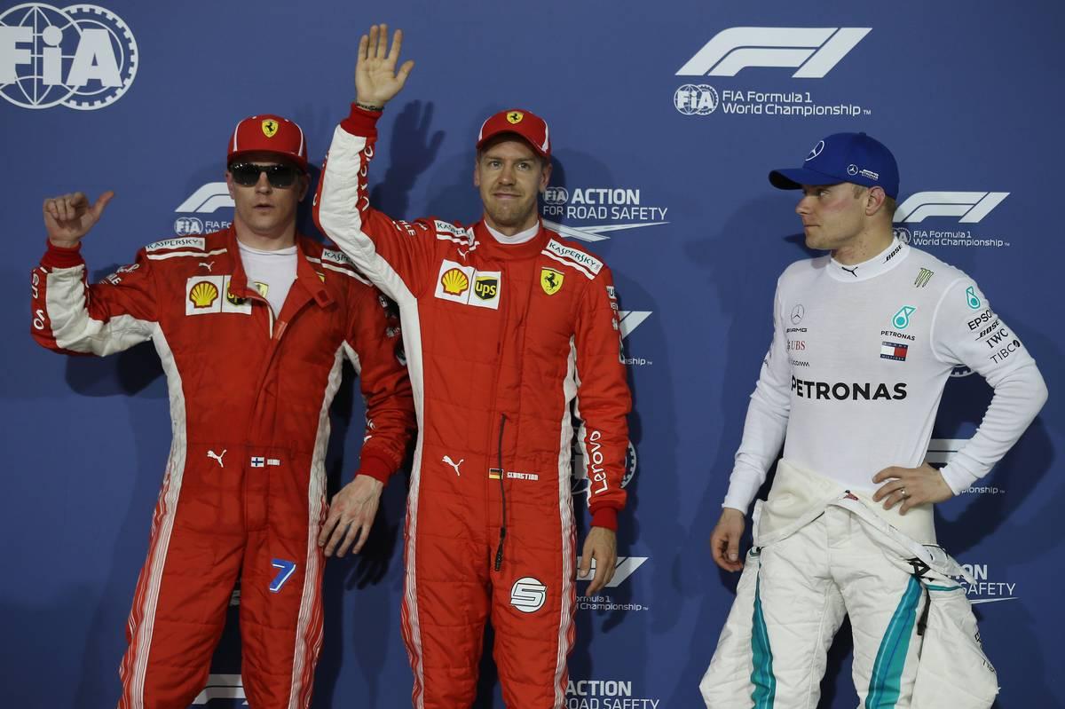 2018年F1第2戦バーレーンGP予選