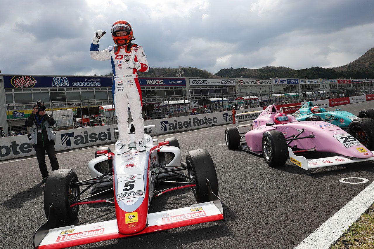 2018FIA-F4第1・2戦岡山