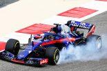 F1 | F1 Topic:予選6番手を獲得したトロロッソ・ホンダ。車体のアップデートに隠されたレーキ角と路面の相性