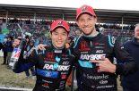 スーパーGT | 「最初の3周は本当にクレイジーだった」開幕戦2位表彰台、RAYBRIGバトンに聞くスーパーGTレギュラーデビュー戦
