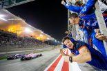 F1 | トロロッソ代表「毎回4位は無理でも、毎戦入賞は可能。ここまで来られたのはホンダのおかげ」F1バーレーンGP日曜