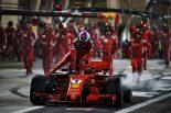 F1 | フェラーリ、二度目のタイヤ交換ミスでメカニックが骨折。危険な行為として多額の罰金