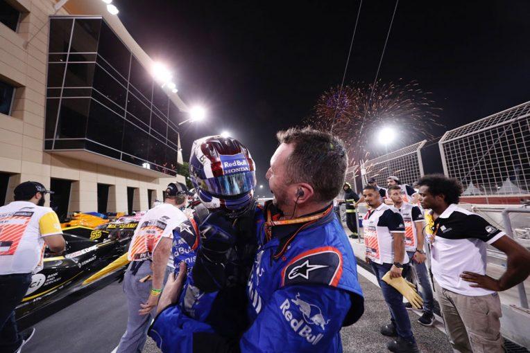 F1 | トロロッソ・ホンダF1密着:開幕戦の不調を払拭、4位入賞でチームの士気も大きく向上