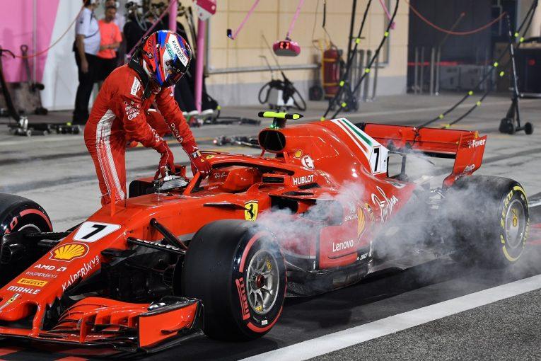 F1 | フェラーリF1代表、「不運な出来事の連続」が敗北の一因と示唆