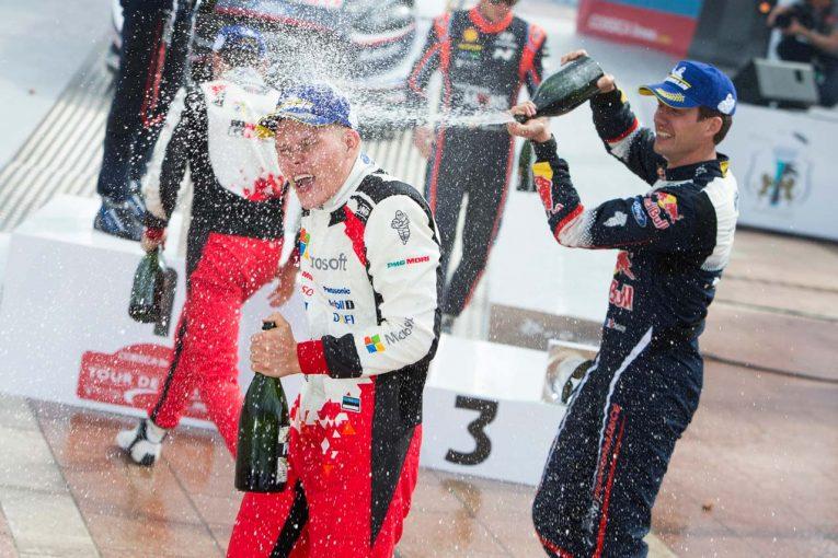 ラリー/WRC | タナク「コルシカではいつも苦労していた」/WRC第4戦ツール・ド・コルス デイ3後コメント