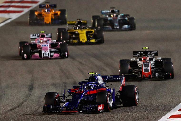 F1 | 2019年F1第2戦バーレーンGP、TV放送&タイムスケジュール