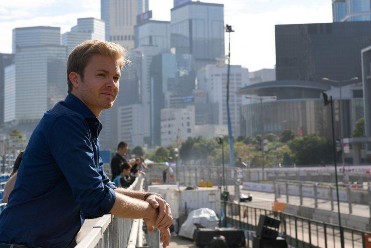 海外レース他   ニコ・ロズベルグ、ベルリンで第2世代フォーミュラEマシンをドライブへ。「贅沢な経験で楽しみ」