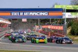 ブランパンGTシリーズ・スプリントカップ第1戦ゾルダー レース1スタートシーン