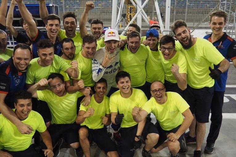 F1 | 【ブログ】マクラーレンでの3年間を越える好結果でほっと一息/バーレーンGP現地情報2回目