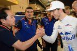 F1   「ホンダの目標はF1でトップに立つこと。4位で満足はできない」と田辺TD