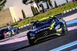 ブランパンGTシリーズ・プレシーズンテストに参加したストラッカ・レーシングのメルセデスAMG GT3