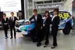 哀川翔がドライバーとして6年ぶりにアジアクロスカントリーラリーに参戦する