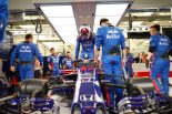 F1 | 0.1秒でポジションが変わる大混戦でガスリーが4位に躍進した理由/トロロッソ・ホンダF1コラム