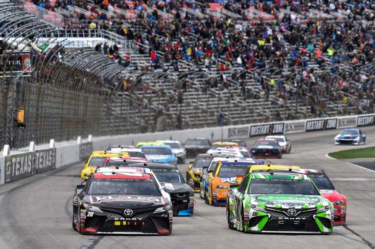 海外レース他 | NASCAR:TOYOTA GAZOO Racing 2018第7戦テキサス レースレポート