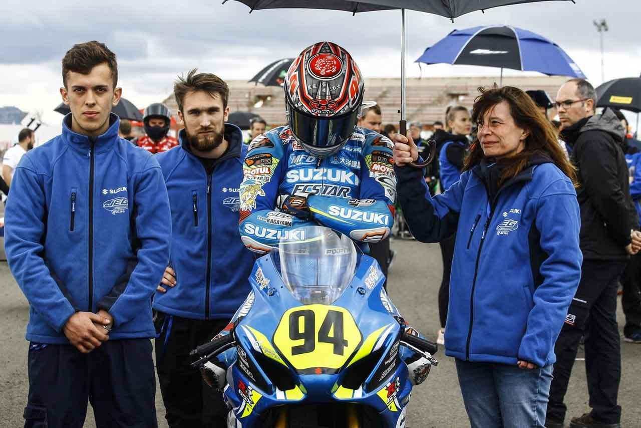 浦本修充、スペイン選手権開幕戦でポイント獲得も我慢のレースで「悔しいの一言」