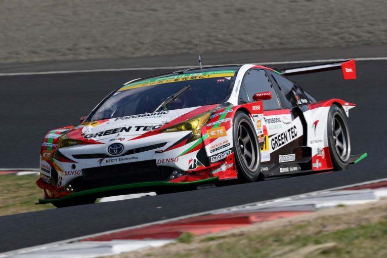 スーパーGT | 31号車TOYOTA PRIUS apr GT スーパーGT第1戦岡山 レースレポート