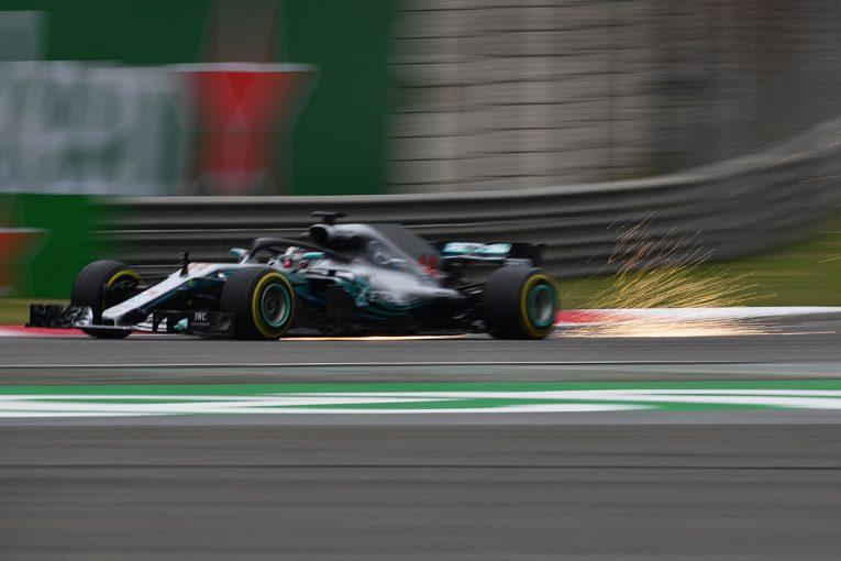 F1 | F1第3戦中国GP FP1:トップタイムはハミルトン、トロロッソ・ホンダのガスリーは11番手