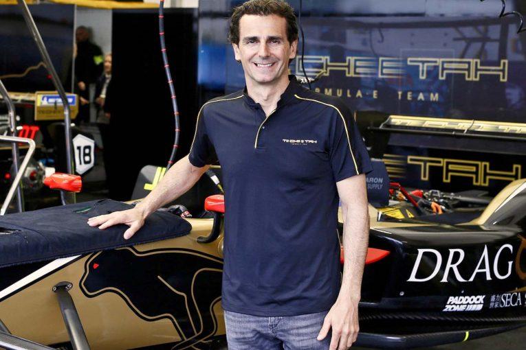 海外レース他 | 元F1ドライバーのデ・ラ・ロサ、テチーターFEのアドバイザーに就任