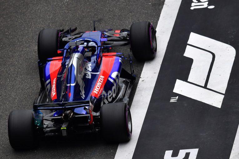 F1   ホンダ田辺TD「パワーユニットは好調。予選は残念な結果に終わったが、明日はいいレースをしたい」F1中国GP土曜
