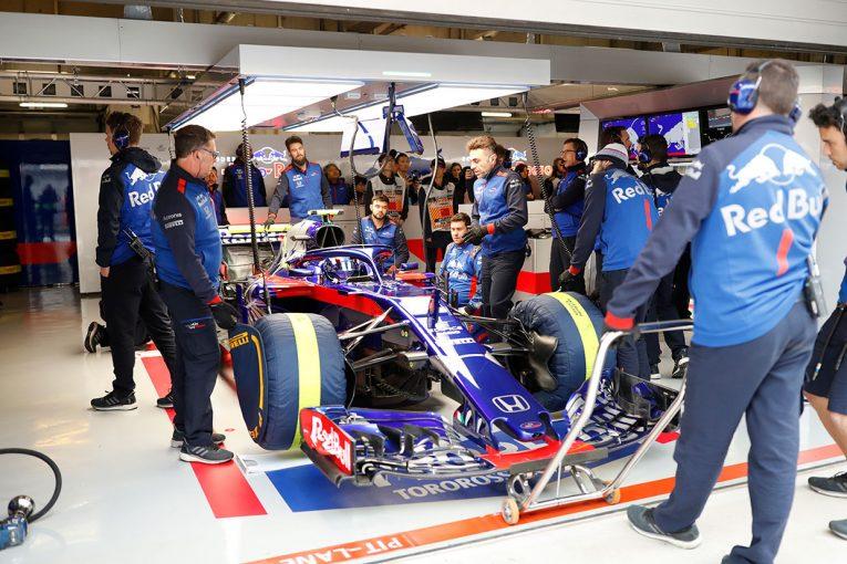 F1 | トロロッソ・ホンダ密着:苦しんだ予選だが、気温が暖かくなる決勝は挽回のチャンス/F1中国GP