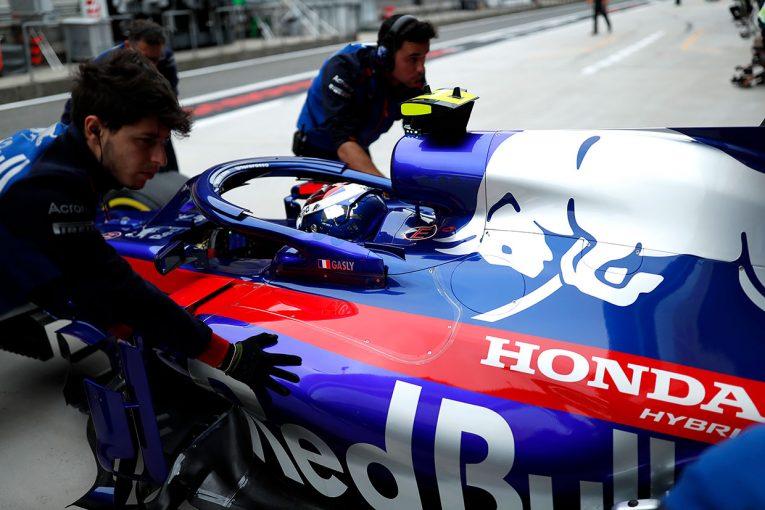 F1 | F1 Topic:レッドブルとの将来を見据え、良好な関係を築いているトロロッソとホンダ