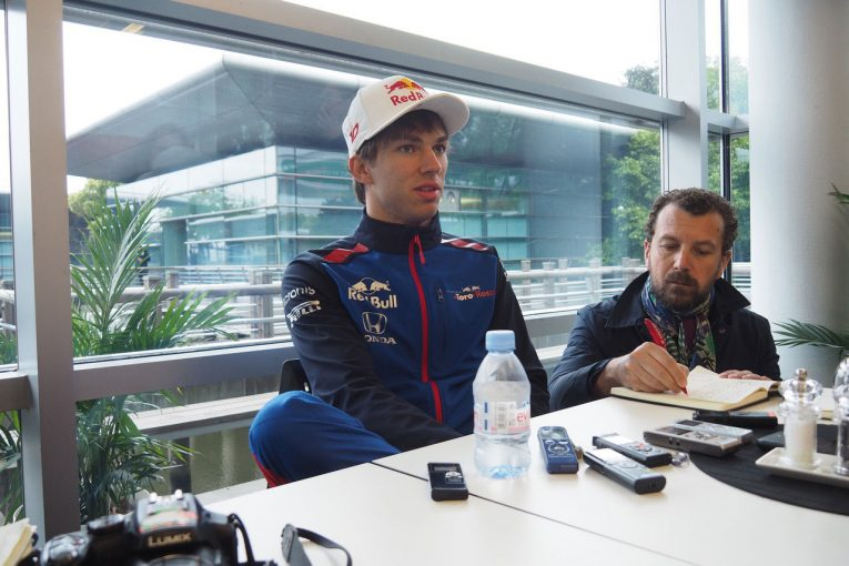 F1 | 【インタビュー】予選下位に沈んで途方に暮れるガスリー「クルマに対する理解がまだ完全じゃない」