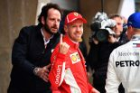 F1 | ベッテル「ポールの自信はあったが、これほどぶっちぎりでメルセデスに勝てるとは」フェラーリ F1中国GP土曜
