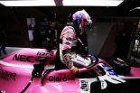 F1 | ペレス予選8番手「中団勢トップのポジションに復帰しつつある」フォース・インディア F1中国GP土曜
