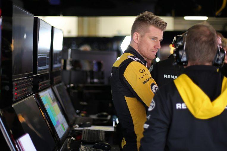 F1 | ヒュルケンベルグ「予選7番手は今日可能な最大限の結果。決勝にも自信がある」ルノー F1中国GP土曜