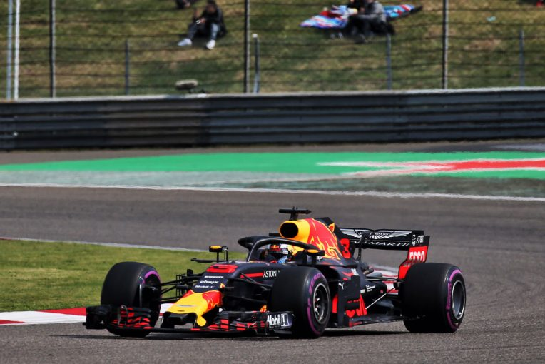 F1 | 【順位結果】F1第3戦中国GP決勝