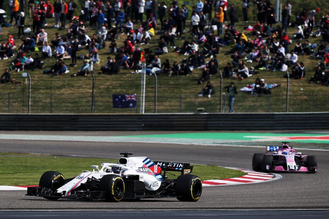 2018年F1第3戦中国GP