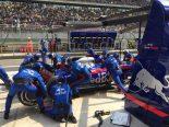 F1 | ホンダ田辺TD「ペースが上がらず2台が接触。パワーユニット自体は好調だったが、全体的に苦しい週末に」F1中国GP日曜