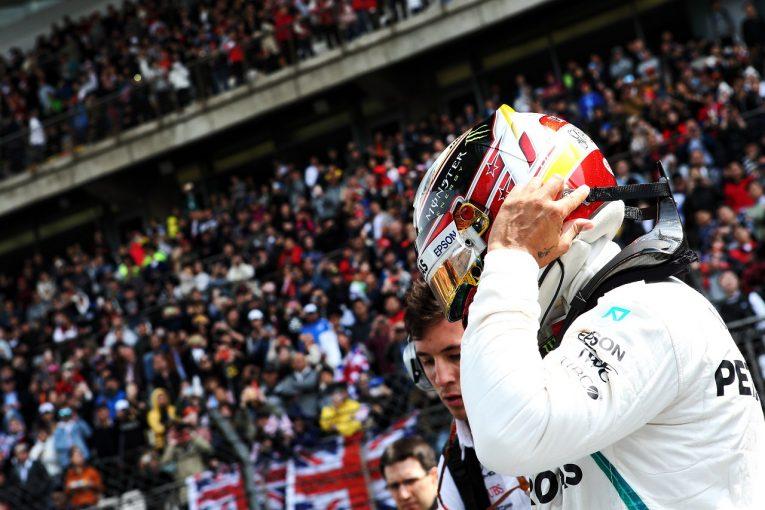 F1 | ハミルトン「悲惨な週末。フェルスタッペンに助けられたが、これ以上ポイントを失うわけにはいかない」メルセデス F1中国GP日曜