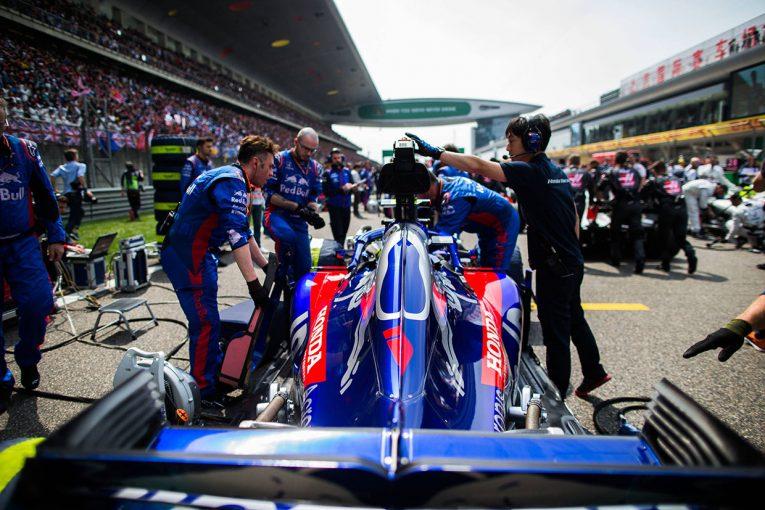 F1 | トロロッソ・ホンダF1密着:2台接触以上に、決勝でペースが上がらなかったことが最大の問題