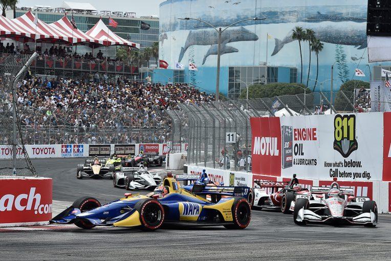 海外レース他 | 【順位結果】インディカー・シリーズ第3戦ロングビーチ決勝レース結果
