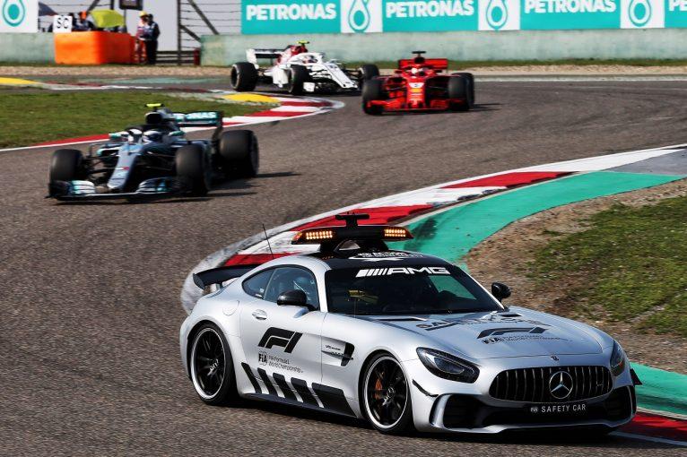 F1 | ボッタス「セーフティカーによって勝利を逃した。2位表彰台でも気分は最悪」メルセデス F1中国GP日曜