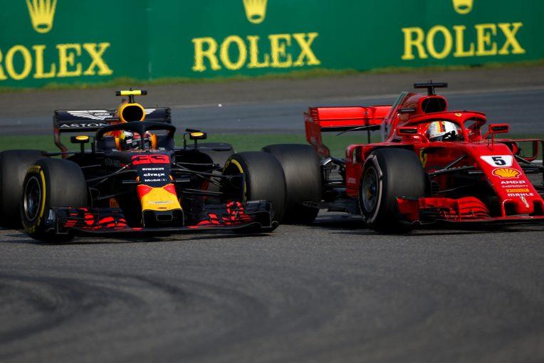 F1 | ベッテル、F1中国GPで接触したフェルスタッペンの判断ミスの原因は「若さではない」と主張