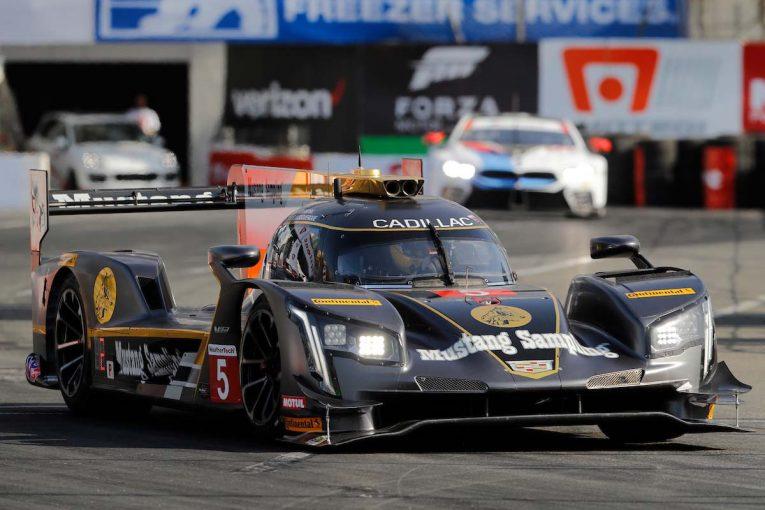 ル・マン/WEC | IMSA:アキュラ初ポール獲得もキャデラックが今季2勝目。ニッサンDPiが2位獲得