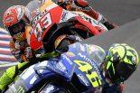 アルゼンチンGPでのマルケスとロッシの接触をレーシングライダーの視点で分析する