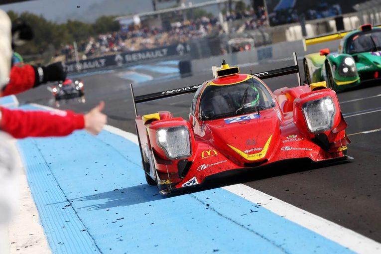 ル・マン/WEC | ELMS初参戦のレーシング・エンジニアリング、開幕戦デビューウイン