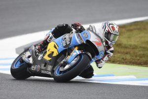 2017年のMotoGP日本GPでも代役参戦するなど、その実力はまだまだ現役