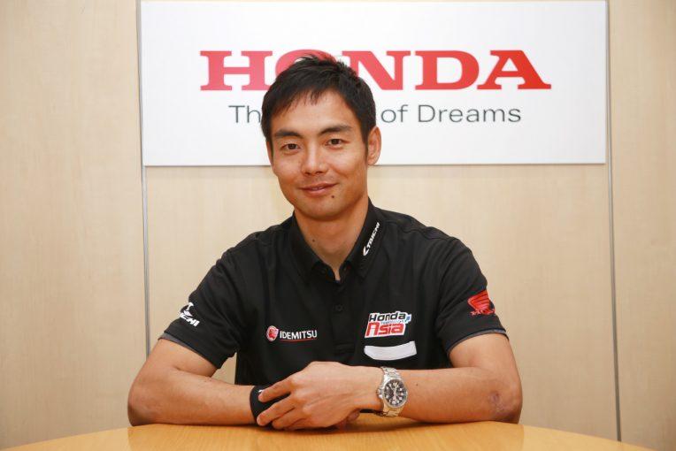 ホンダ・チーム・アジア監督、青山博一