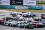 ブランパンGTアジア:開幕戦はAMG GT3が連勝。濱口弘/マルコ・マペッリ組ウラカンが3位表彰台