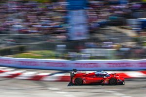 77号車マツダは予選7番手から着実にポジションアップを果たした。