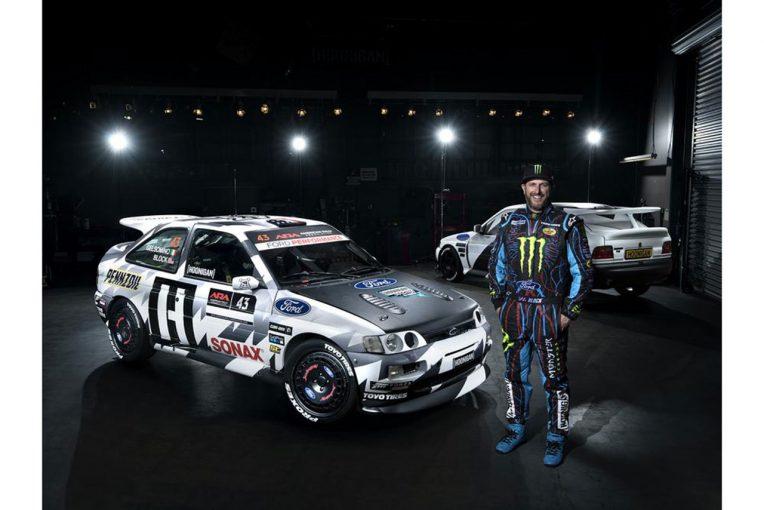 ラリー/WRC | ケン・ブロック、2018年はWRCスペインなどに参戦。秋には『ジムカーナ』シリーズ最新作も